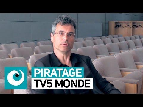 Piratage TV5 Monde - Conférence sécurité des SI - ORSYS Formation