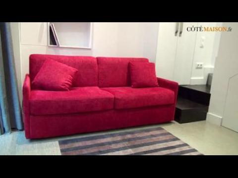 comment am nager un studio de 15m2 sur orange vid os. Black Bedroom Furniture Sets. Home Design Ideas