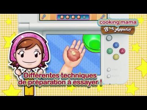 Cooking mama le jeu vid o mignon qui ne vous aidera pas - Jeu de cuisine cooking mama ...