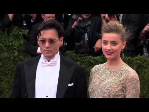 Johnny Depp et Amber Heard se retrouvent malgré les rumeurs de problèmes conjugaux