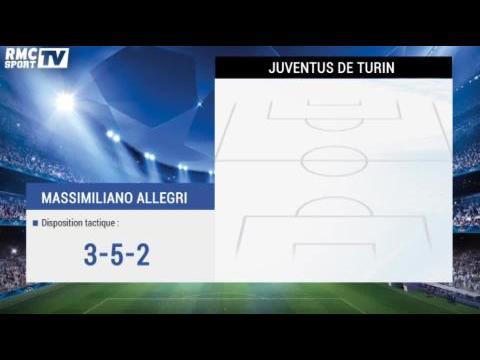 AS Monaco / Juventus de Turin, Les compos probables