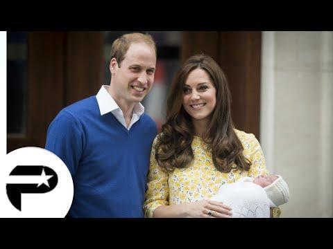 Présentation du royal baby : Charlotte Elizabeth Diana de Cambridge est née