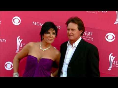 Kris Jenner et Kourtney Kardashian rendent visite à Bruce avant son interview