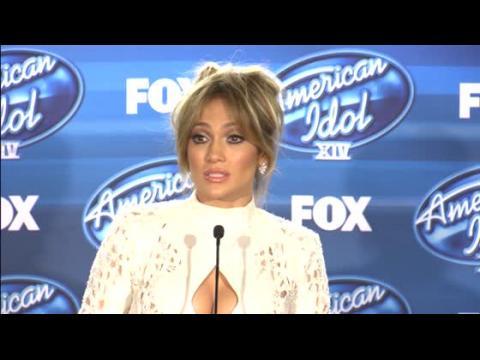 Jennifer Lopez parle de l'annulation d'American Idol