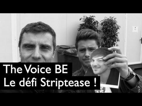 The Voice Belgique : Bastian Baker lance un défi à Quentin Mosimann !