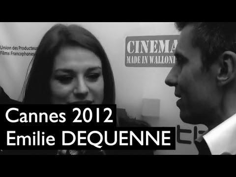 Festival de Cannes (26/05) : Emilie Dequenne / A Perdre la Raison