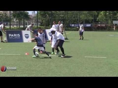 PSG Soccer School Hong Kong