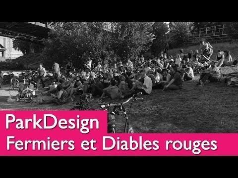 Journée People (22/06/14) : Parkdesign et Diables Rouges