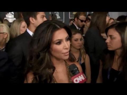 Kim Kardashian nue pour l'anniversaire d'un ami