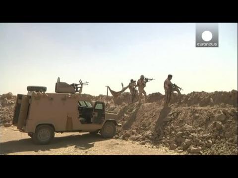 Irak : les peshmergas veulent plus d'aide des Etats-Unis pour combattre l'Etat islamique
