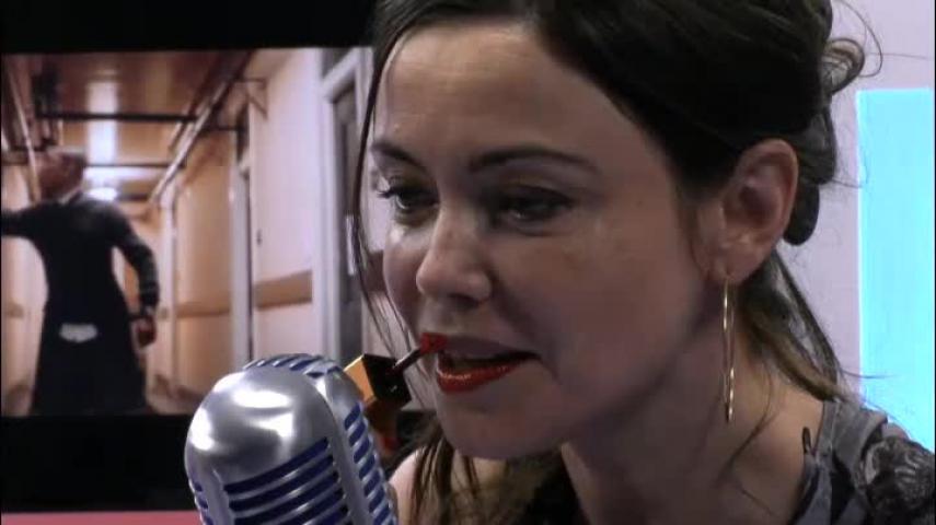 Tendance Musique and Mode : Le vernis à lèvre