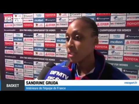 Basket / Les Américaines n'ont laissé aucune chance aux Bleues - 03/10