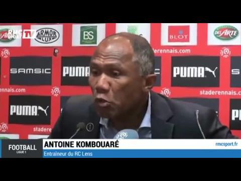 Football / Ntep relance Rennes et enfonce le RC Lens - 04/10