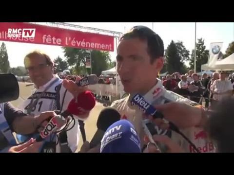 Rallye / Ogier et Ingrassia veulent positiver - 04/10