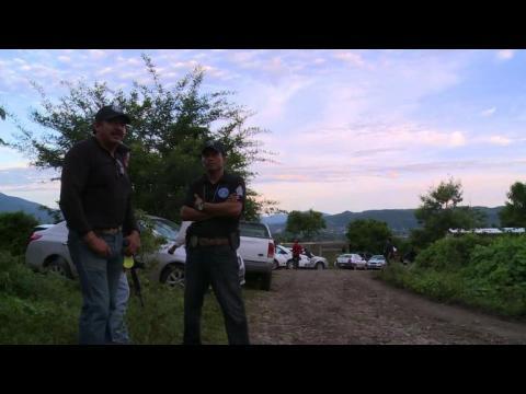 Mexique: restes humains découverts où des étudiants ont disparu