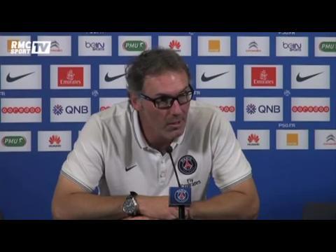 """Football / Blanc : """"Monaco reste un rival pour le championnat de France"""" 04/10"""