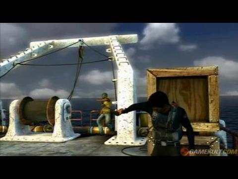 Uncharted 3: Patch 113 Gameplay! - YouTube