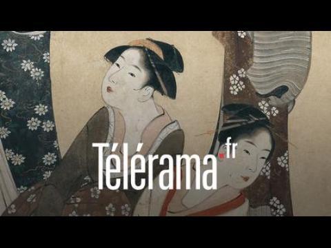 """""""Hokusai, le peintre de la nature par excellence"""", visite guidée au Grand Palais avec Ange Leccia"""