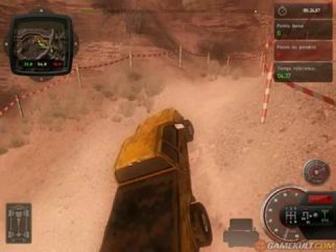 4x4 Hummer - D'humeur Trial