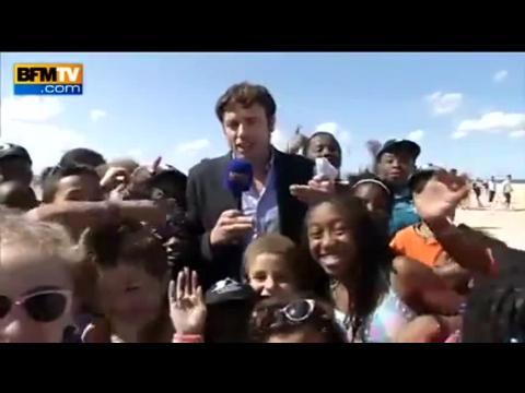 La joie des enfants en vacances avec le Secours populaire