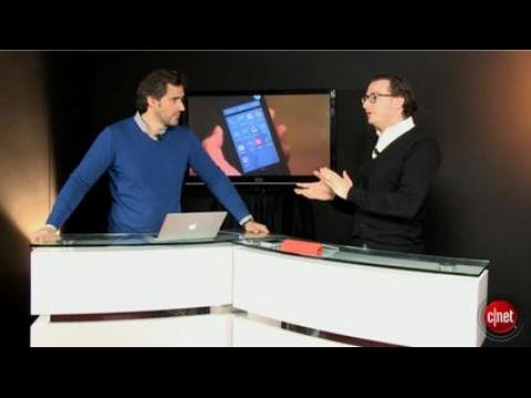 CNET Live : Facebook Home