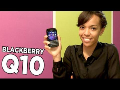 BlackBerry Q10 : le test