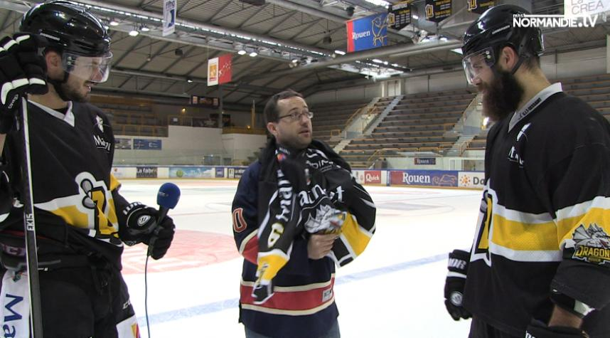 100 % dragons, la nouvelle émission 100 % Hockey