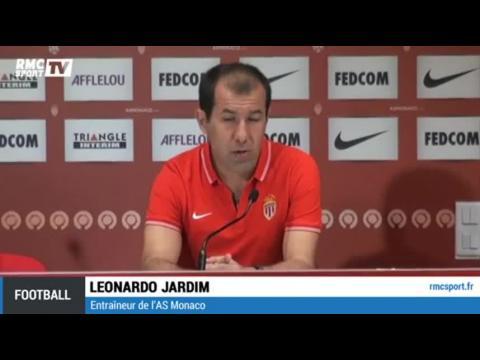 Football / Jardim évoque la réception de Guingamp - 20/09