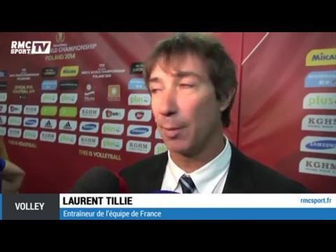 Volley: Le Brésil a battu l'équipe de France