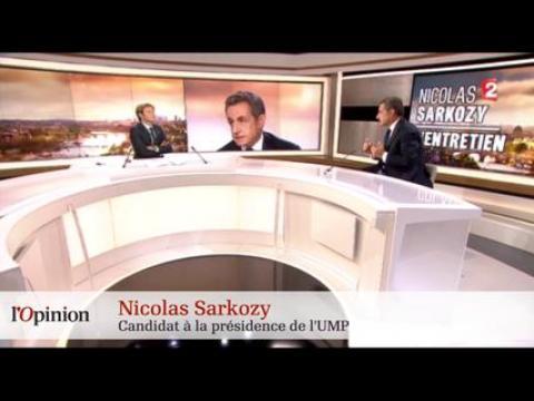 La polémique du jour : Manuel Valls tombe dans le piège de Nicolas Sarkozy