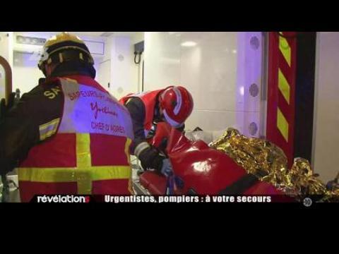 Replay - Révélations : Urgentistes, Pompiers : A votre secours