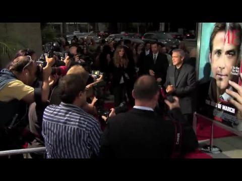 Brad Pitt parle de George Clooney et Shia LaBeouf