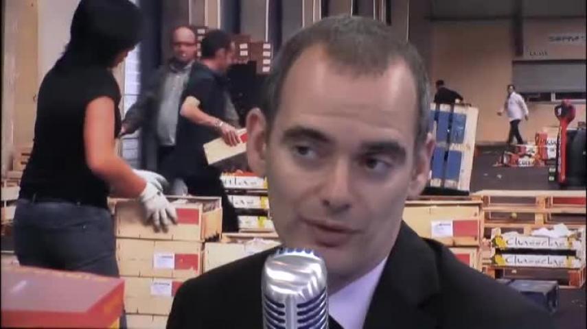 Eco 276 - Laurent Artigou, directeur du MIN de Rouen