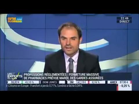 Sébastien Couasnon: Les Experts du soir - 29/09 4/4