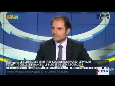 Sébastien Couasnon: Les Experts du soir - 29/09 2/4