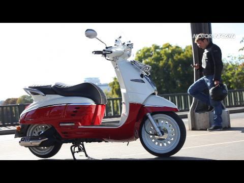 Peugeot Django 125 : Une réussite !