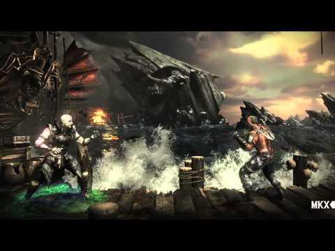 [MULTI] Mortal Kombat X : Gameplay Trailer - Quan Chi (Variations de personnage)