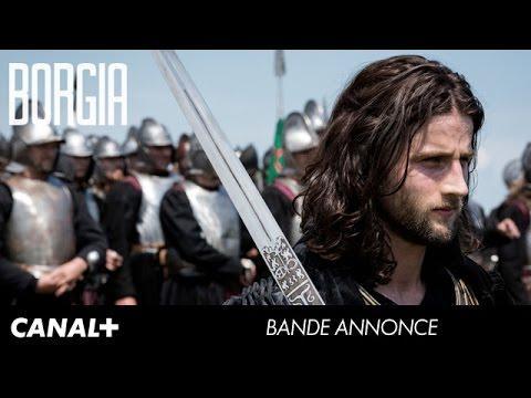 BORGIA - Saison 3 - Bande annonce officielle CANAL+ [HD]