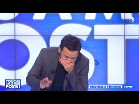 La lapsus très sexy de Cyril Hanouna - ZAPPING PEOPLE DU 12/09/2014