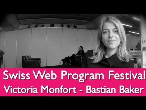 Swiss Web Program Festival (11/09/14) : Victoria Monfort et Bastian Baker