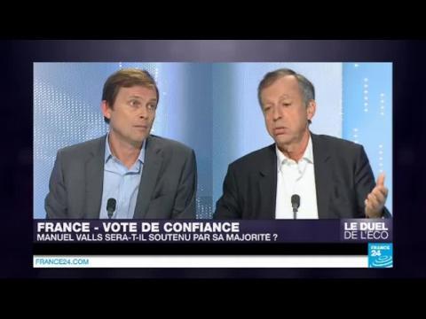 Vote de confiance : Manuel Valls sera-t-il soutenu par sa majorité ?