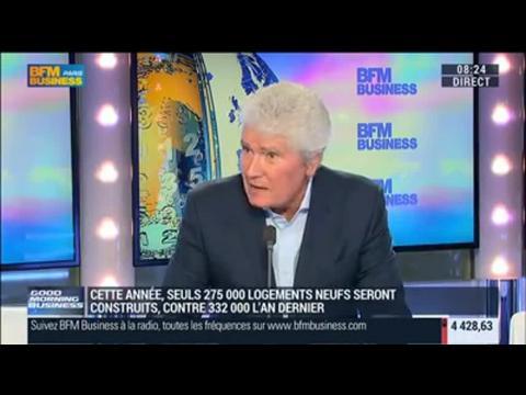 Comment résoudre les problèmes de logement en France ?, Guy Nafilyan, dans GMB – 16/09
