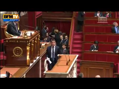 Le nombre de frondeurs abstentionnistes, baromètre de la confiance accordée à Valls