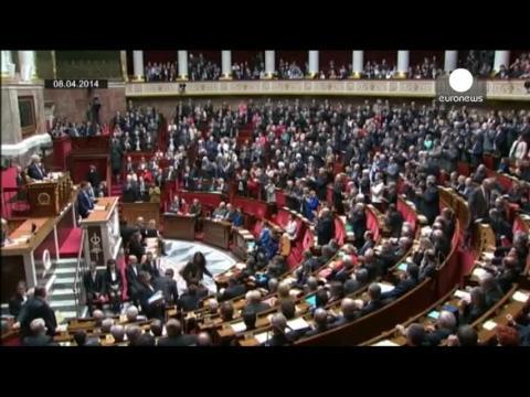 Manuel Valls face au vote de confiance des députés