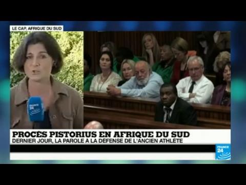 Le verdict du procès d'Oscar Pistorius attendu le 11 septembre
