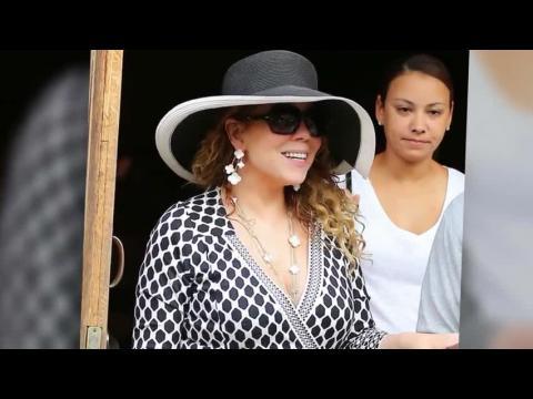 Mariah Carey garde le sourire malgré les rumeurs de séparation