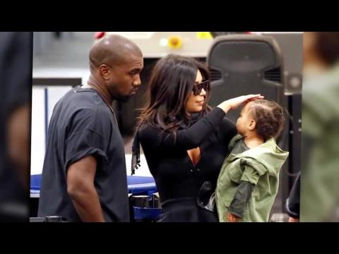 Kimye et North West sont la famille parfaite
