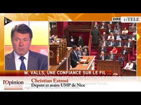 TextO' : Manuel Valls, « usé » mais combattif