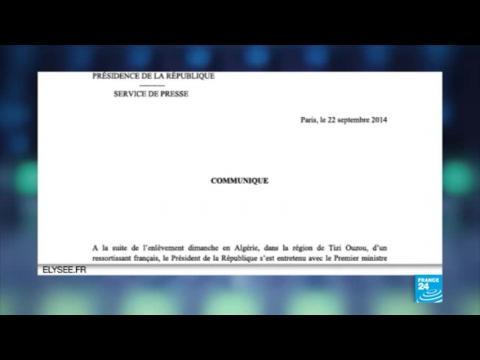 Qui est Hervé Gourdel, l'otage français aux mains des jihadistes algériens ?
