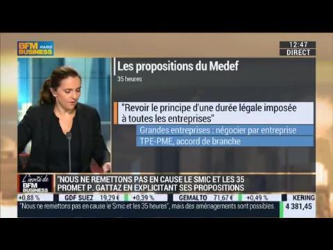 Philippe Louis, CFTC, dans l'invité de Delphine Liou – 24/09